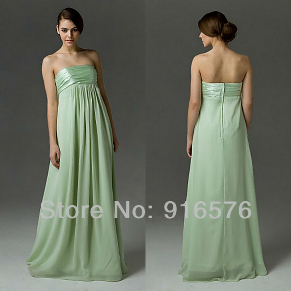 2012-chiffon-long-floor-length-font-b-casual-b-font-style-sheath-strapless-pleat-bridemaid-font