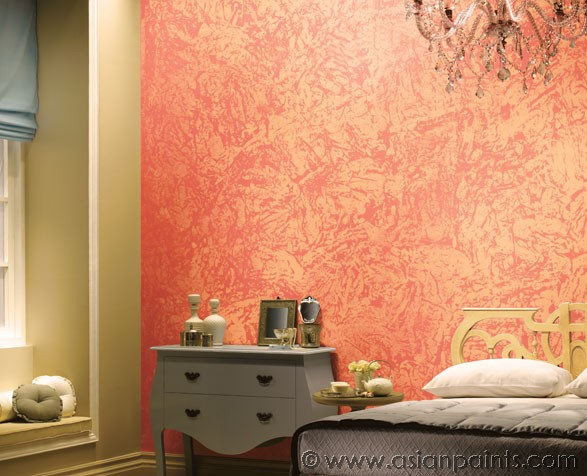 Latest Wall Colour Design : Asian paints royale play designs for fascinating paintings