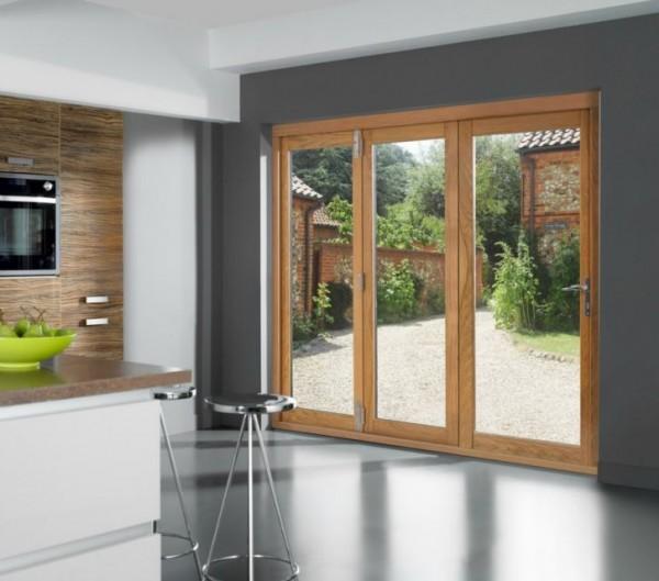 bifold doors exterior