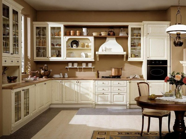 Country kitchen designs with interesting style seeur for Some kitchen designs