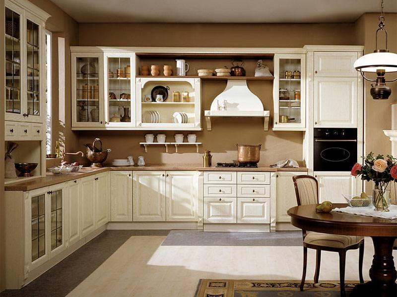 Simple Small Country Kitchen Ideas Designs Layouts