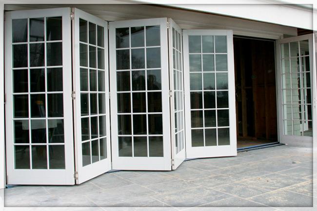 Bifold Doors External With Modern Concept Seeur
