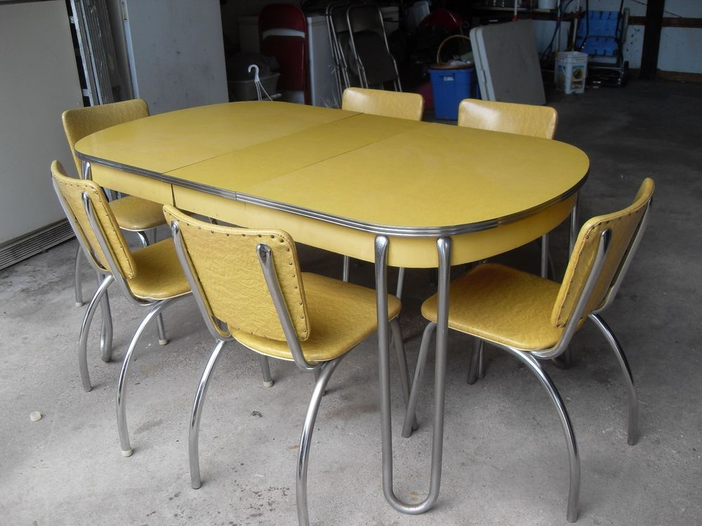 Formica Top Kitchen Table And Chairs