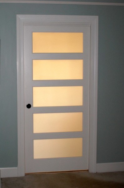 Frosted glass pocket doors for your house seeur for Glass entry doors for home