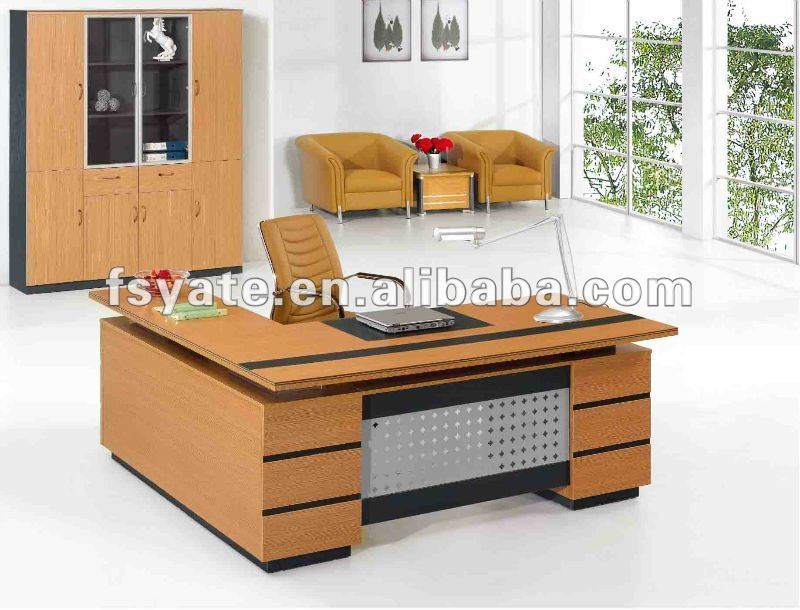 Office table design for the fantastic office room seeur for Latest office design