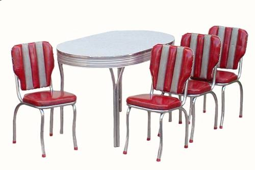 Retro Kitchen Tables Uk