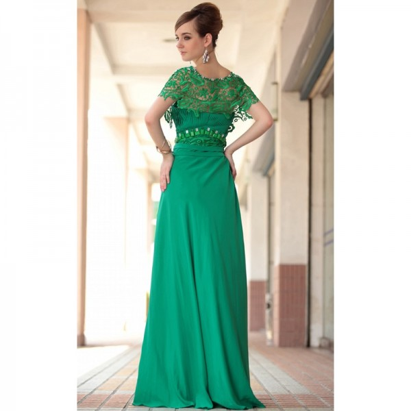 modest-womens-jeweled-lace-jacket-green-wedding-guest-dresses