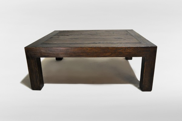 Wooden Coffee Table With Wonderful Design Seeur