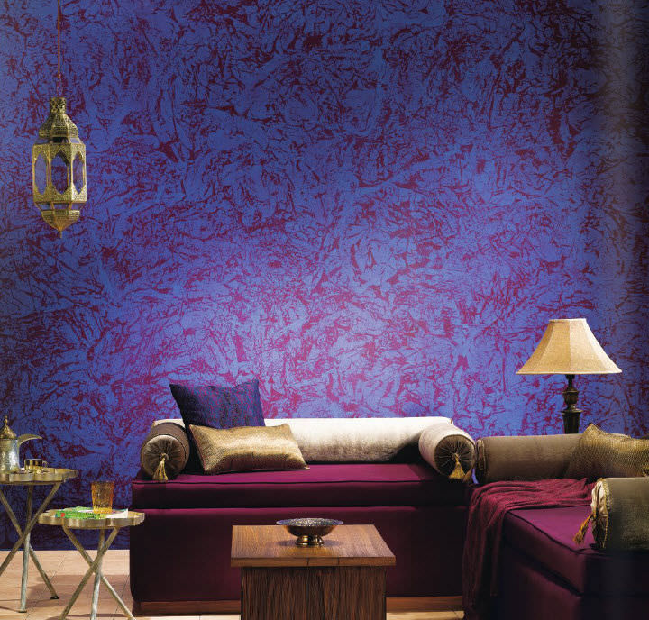 Asian paints royale play designs for fascinating paintings - Designer wall paints for living room ...