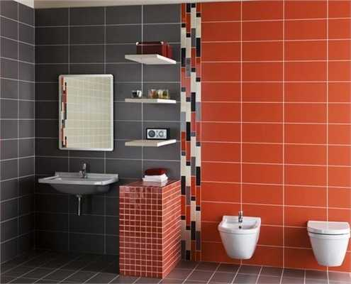 Bathroom tiles design with attractive style seeur Bathroom design companies in india