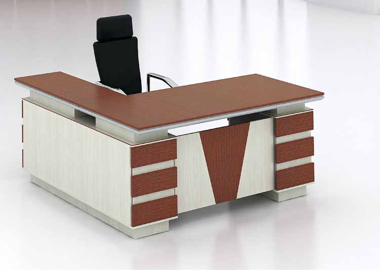Office table design for the fantastic office room seeur for Table bureau design