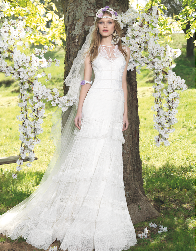 Vintage Classic Wedding Bridal Dresses For Spirits   Seeur