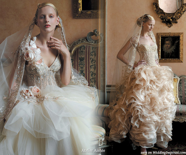 Special Wedding Dresses Gallery