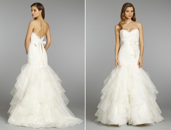 Type of neckline for brides with little chest seeur for Wedding dresses for big chest