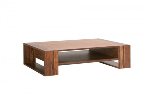wooden pedestal coffee table base