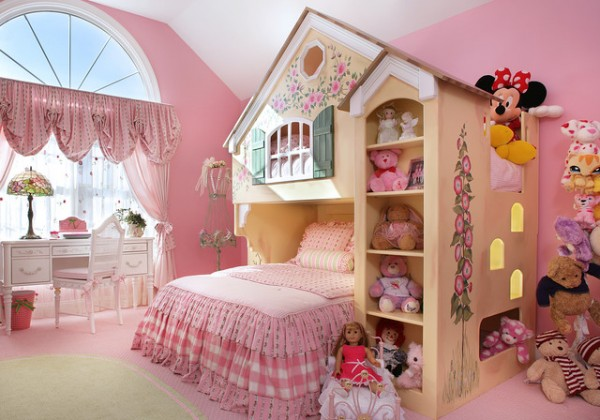 elegant-little-girl-bedroom-ideas