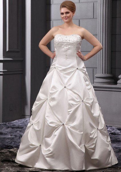 simple-a-line-wedding-dress-plus-size