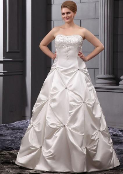 simple-a-line-wedding-dress-plus-size