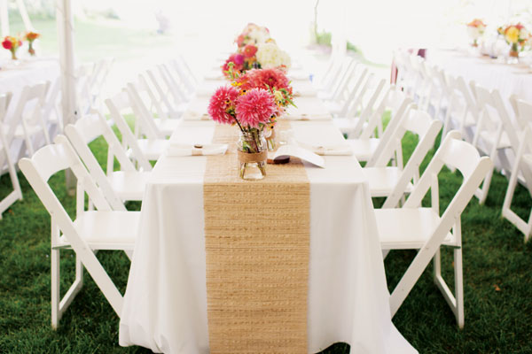 There's a wedding centerpiece style in here for any wedding theme, too. Whether you're looking for a rustic wedding theme or a formal one, chances are you can find the perfect wedding centerpiece that fits within your venue and budget. Take a look at our favorite budget-friendly wedding centerpieces in .