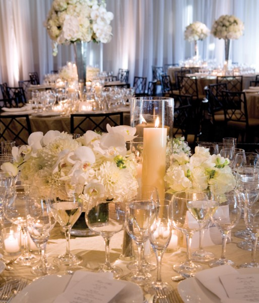 wedding reception room design photos