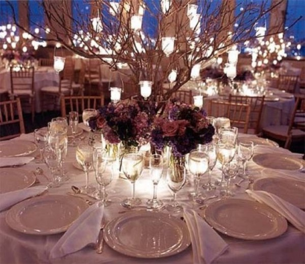 modern wedding decoration ideas, wedding
