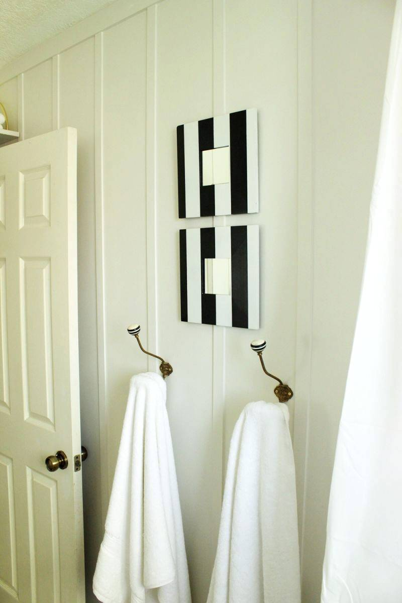 Complete Bathroom Makeover  Gorgeous Finishing For Polished Look. Bathroom Finishing Touches Ideas   Rukinet com