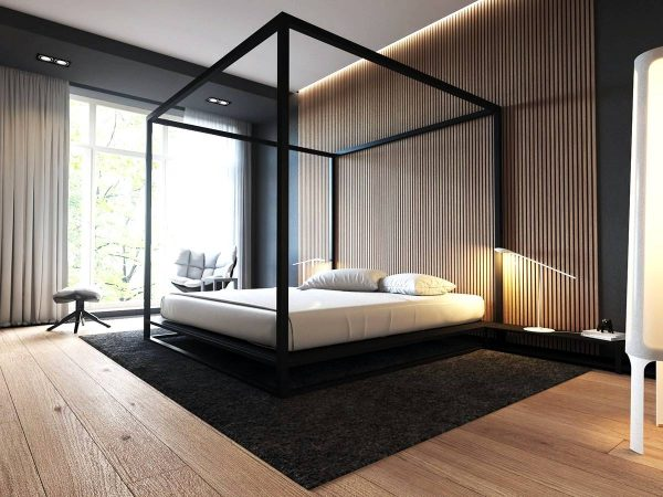 Incredible Canopy Bed