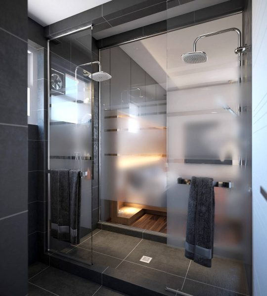 Incredible Glass Shower