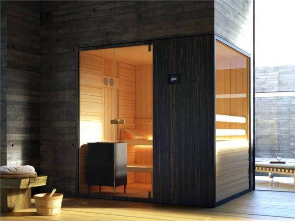Loyly Sauna by DoshiLevien
