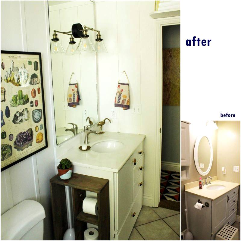 diy bathroom renovations before and after diy bathroom makeovers tutorials for economical makeovers seeur