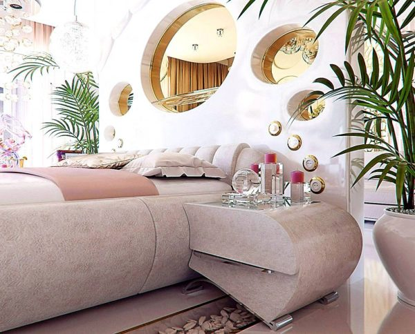 Pink bedroom inspiration