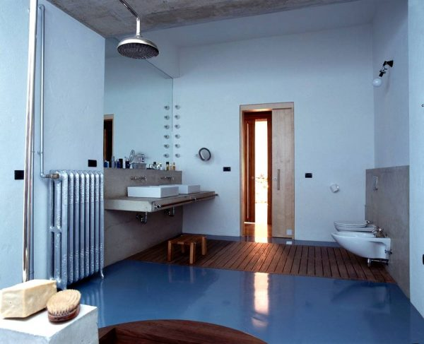 Turkish style bathroom design