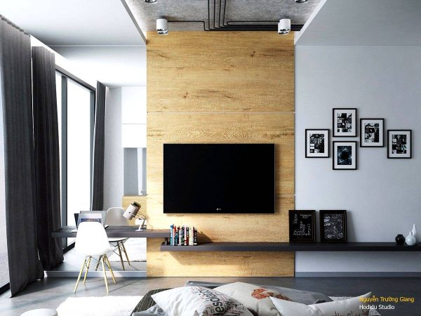 inexpensive bedroom wall ideas