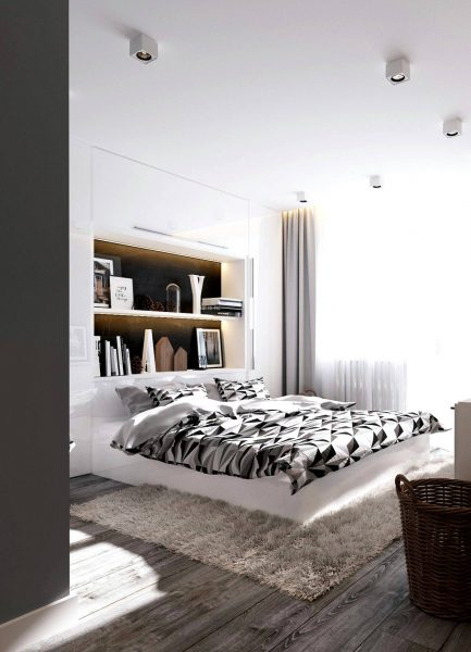 simple bedroom artwork ideas