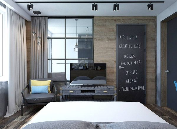 creative rustic bedroom ideas