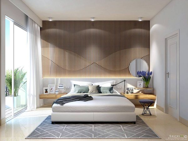 dynamic bedroom lighting inspiration