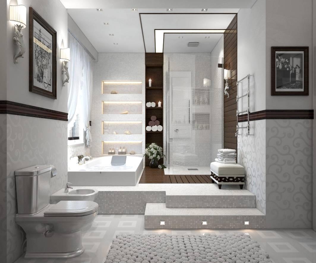 spa-like design ideas for modern bathrooms | seeur