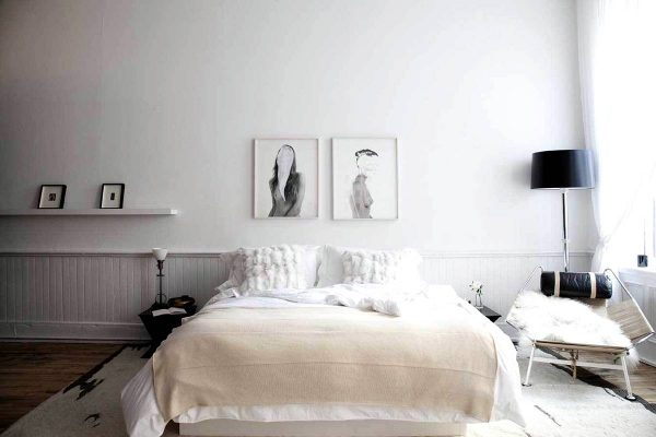 quintessential scandinavian bedroom ideas