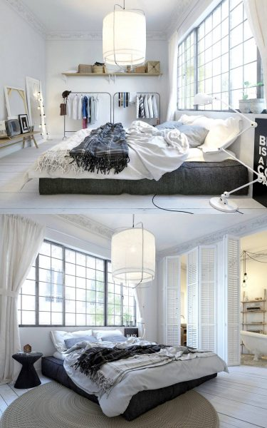 streamlined nordic decor