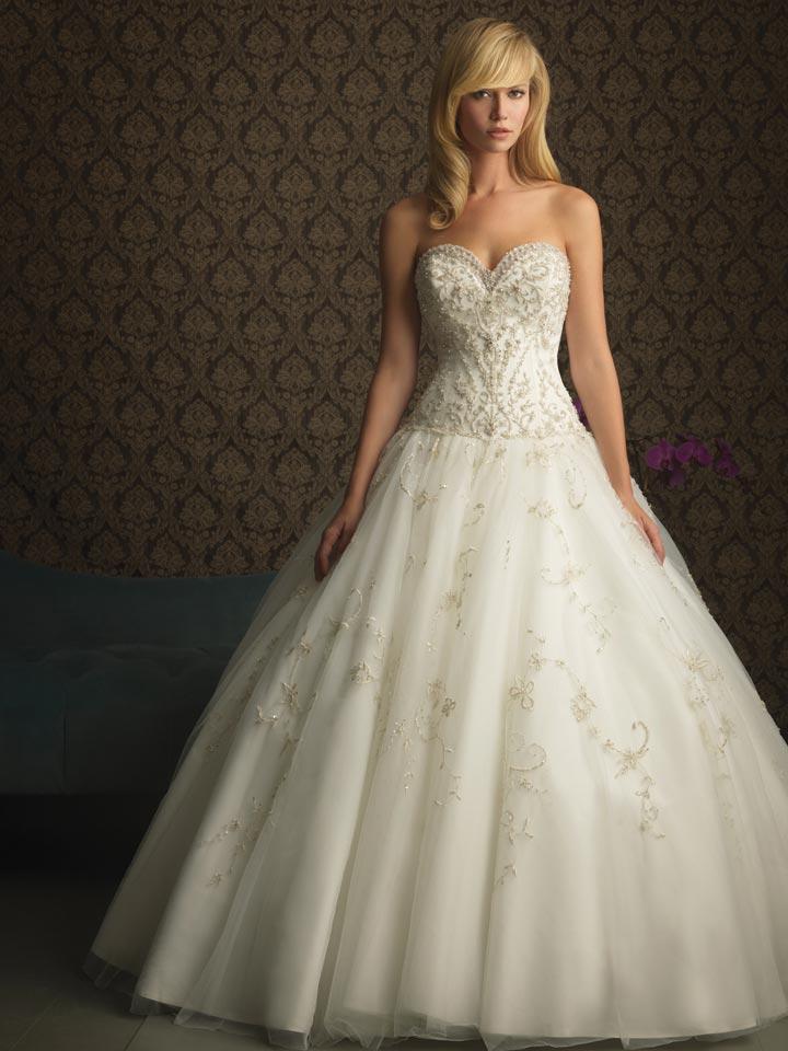 Original and Different Wedding Dresses