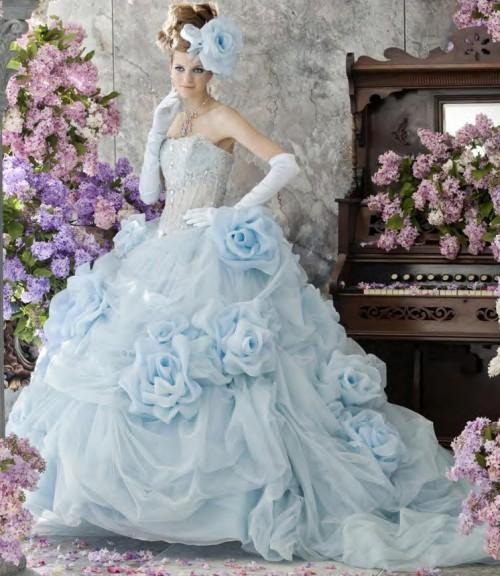 blue-wedding-dresses-online