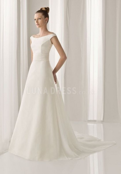 classic-satin-off-the-shoulder-a-line-spring-chapel-train-bridal-dresses_II