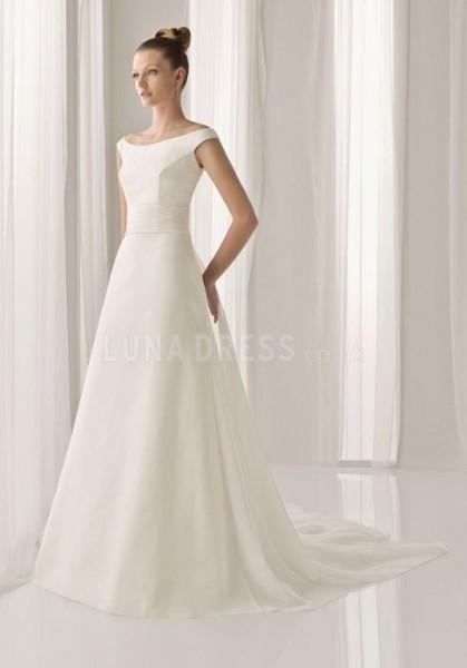 classic-satin-off-the-shoulder-a-line-spring-chapel-train-bridal-dresses_II