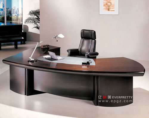 glass top office table design