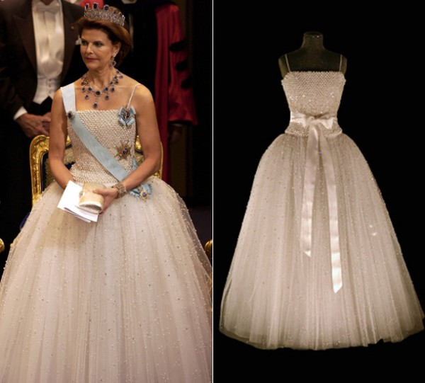 princess charlene wedding dress train