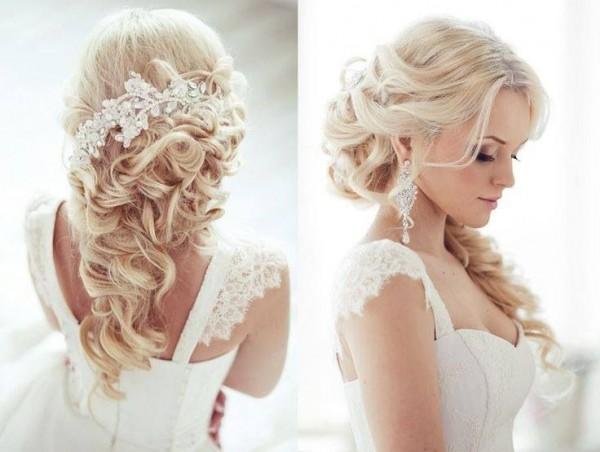 vintage bridal updos pinterest