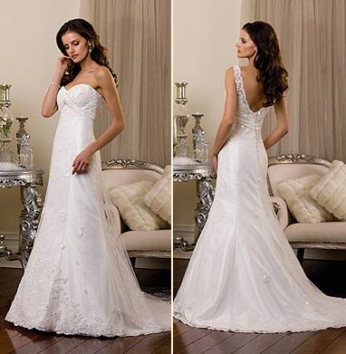 weird bridal gowns
