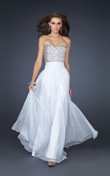 White-Cheap-Prom-Dresses-Under-100