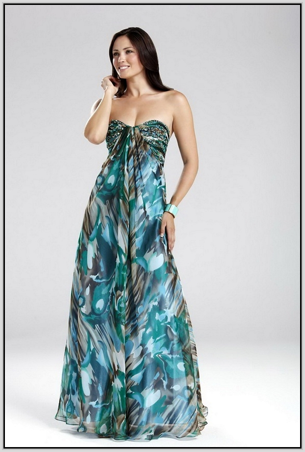 Beach Dresses For Mother Of The Bride