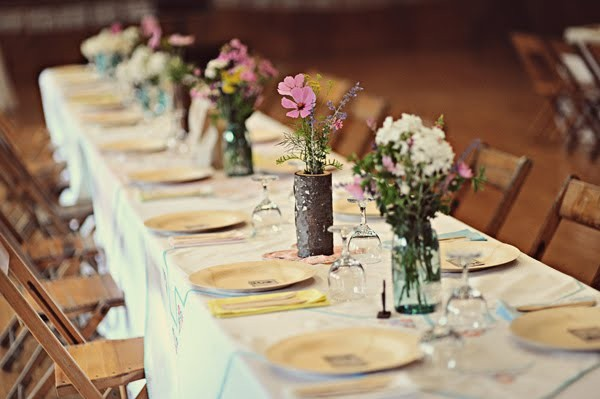 cheap-wedding-reception-table-decorations